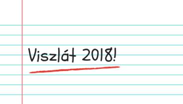 Viszlát 2018!